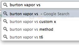 Google vs tip