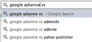 adsense vs tip